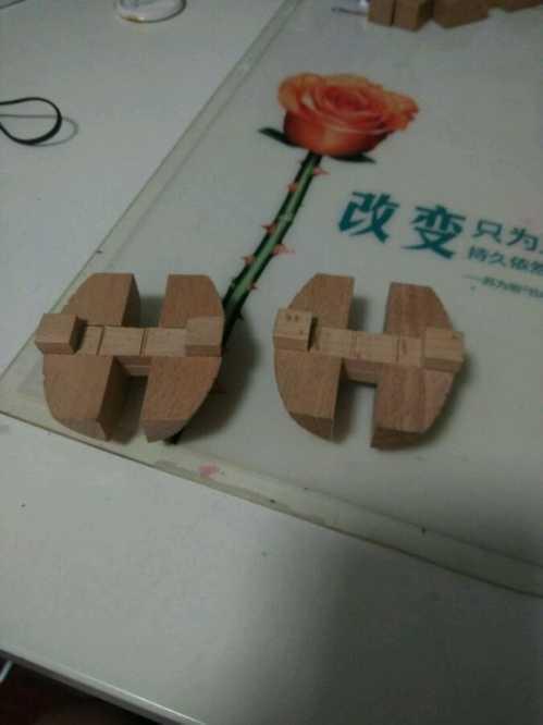 酒桶孔明锁方法 鲁班酒桶锁怎么拼装